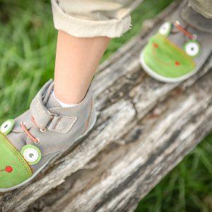 žabky barefoot alternatíva detské topánky vyrobené na slovensku bare bear