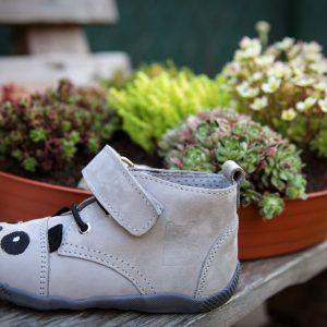 Panda – detské topánky značky Bare Bear (alternatíva barefoot, topánky pre deti vyrobené na Slovensku).
